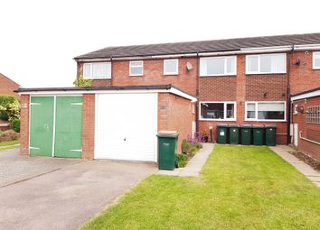 Thumbnail 3 bed terraced house for sale in Manfield Avenue, Walsgrave, Coventry