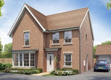 "Thumbnail 4 bedroom detached house for sale in ""Cambridge"" at Rykneld Road, Littleover, Derby"