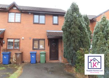 Thumbnail 2 bed semi-detached house to rent in Trafalgar Close, Hednesford, Cannock