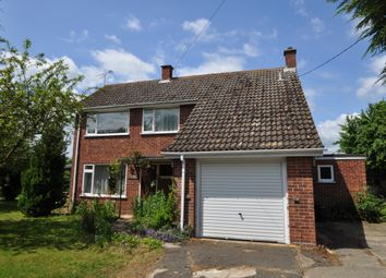 Thumbnail 3 bed detached house for sale in Barking, Ipswich