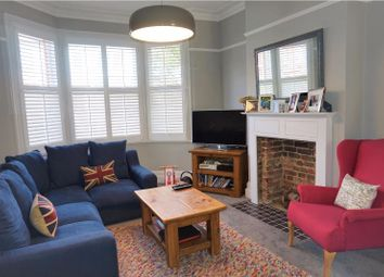 Thumbnail 3 bed terraced house for sale in Crusoe Road, Mitcham