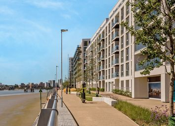 Thumbnail Studio for sale in John Cabot House, Royal Wharf, Canning Town