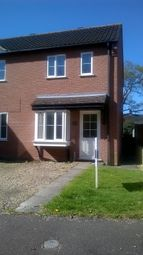 Thumbnail 2 bedroom semi-detached house to rent in St Davids Drive, Thorpe End