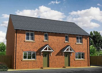 Thumbnail 3 bed semi-detached house for sale in Wrexham Road, Whitchurch, Shropshire