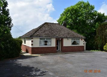 Thumbnail 3 bed detached bungalow for sale in Blaenycoed Road, Cynwyl Elfed, Carmarthen