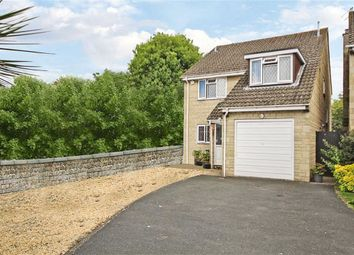 Thumbnail 4 bed detached house for sale in School Row, The Brow, Haydon Wick, Swindon