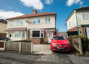 Thumbnail 3 bed semi-detached house for sale in Furness Avenue, Ormskirk, Lancashire