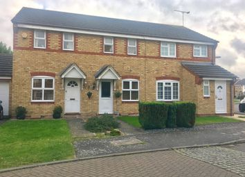 Thumbnail 2 bed terraced house for sale in Simpkins Drive, Barton-Le-Clay, Bedford