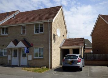 Thumbnail 2 bedroom maisonette for sale in Millrise Road, Mansfield