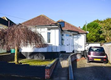 Thumbnail 3 bed detached bungalow for sale in Woodfall Avenue, Barnet