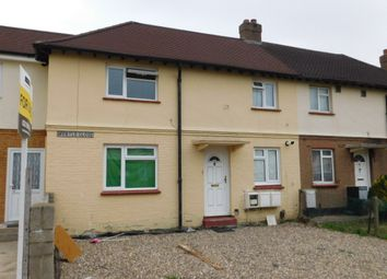 Thumbnail 3 bed terraced house for sale in Myrtle Close, West Drayton