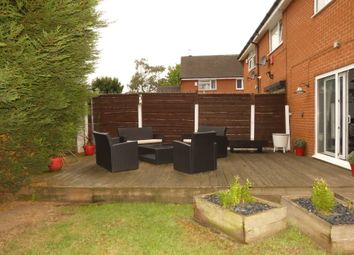 Thumbnail 2 bed end terrace house for sale in Hollingworth Avenue, Manchester