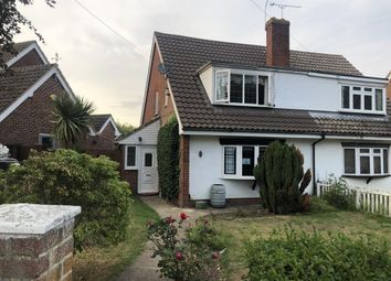 Thumbnail 3 bed semi-detached house to rent in Danywern Drive, Winnersh