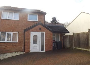 Thumbnail 4 bed property to rent in Coniston Road, Flitwick, Bedford