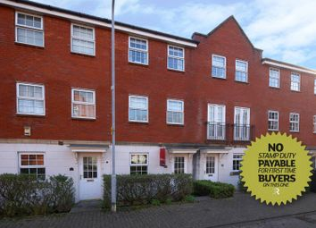 Thumbnail 4 bedroom town house for sale in Doe Close, Penylan, Cardiff