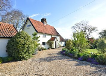 Thumbnail 4 bed detached house for sale in Low Road, North Tuddenham, Dereham