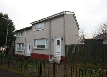 Thumbnail 2 bedroom terraced house to rent in Broom Path, Baillieston, Glasgow