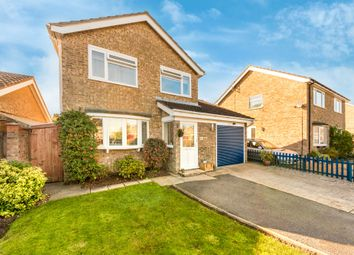 Thumbnail 3 bed detached house for sale in Russett Avenue, Needingworth, St. Ives