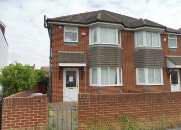 Thumbnail 3 bed property to rent in Palmyra Road, Gosport