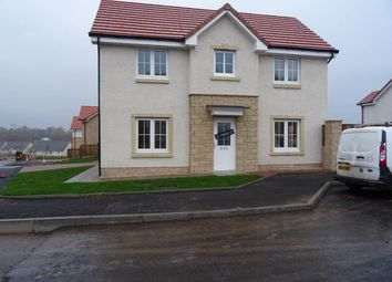 Thumbnail 3 bed detached house to rent in Weavers Well Crescent, Perth