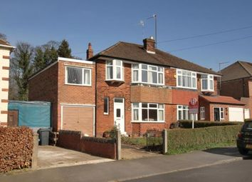 Thumbnail 4 bed semi-detached house for sale in Norton Park View, Sheffield, South Yorkshire