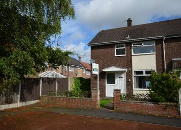 Thumbnail 2 bed end terrace house for sale in Elworth Way, Handforth, Wilmslow