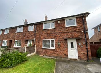 Thumbnail 3 bed end terrace house for sale in Manor Garth, Kellington, Goole