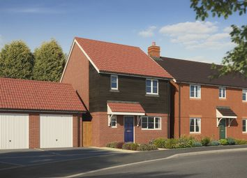 "Thumbnail 3 bed semi-detached house for sale in ""The Westbourne"" at Goodhew Close, Yapton, Arundel"