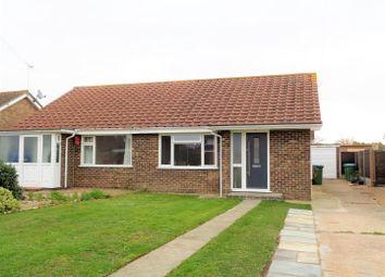 Thumbnail 2 bed semi-detached bungalow for sale in Edwen Close, Nyetimber, Bognor Regis