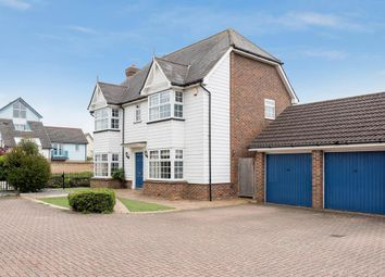 Thumbnail 3 bed detached house for sale in Apollo Way, St. Marys Island, Chatham