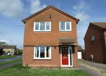 Thumbnail 3 bed detached house to rent in Wansford Close, Billingham