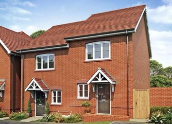 Thumbnail 2 bedroom semi-detached house for sale in Hope Grants Road, Wellesley, Aldershot, Hampshire