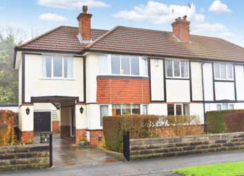 Thumbnail 4 bed semi-detached house for sale in Wayside Crescent, Harrogate