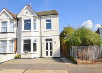 Thumbnail 3 bedroom end terrace house for sale in Shaftesbury Avenue, Southend-On-Sea