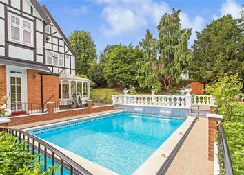 Thumbnail 8 bed detached house for sale in Connaught Avenue, Loughton, Essex
