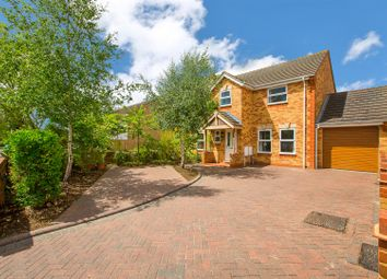 Thumbnail 4 bed detached house for sale in Brambleside, Kettering