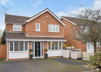 Thumbnail 4 bed detached house for sale in Bowens Field, Ashford