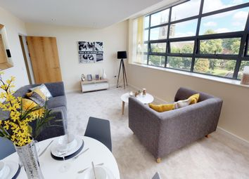 Thumbnail 2 bed flat for sale in Southside, Ilkeston, Derbyshire