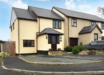 Thumbnail 4 bed end terrace house for sale in Kimberlands, Northlew, Okehampton