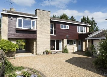 Thumbnail 4 bed detached house for sale in Mill Road, Yarwell, Peterborough