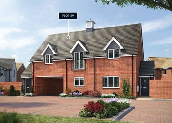 "Thumbnail 2 bedroom property for sale in ""The Chichester Plot 89"" at Shopwhyke Road, Chichester"