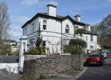 Thumbnail 3 bed flat for sale in Lower Erith Road, Torquay