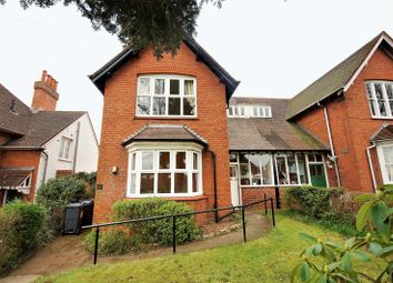 Thumbnail 3 bed semi-detached house to rent in Woodlands Park Road, Bournville, Birmingham