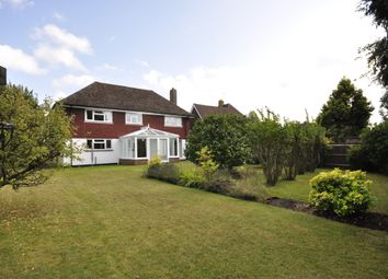Thumbnail 4 bedroom detached house to rent in Maplehatch Close, Godalming, Surrey