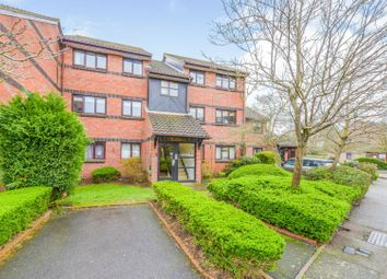 Thumbnail 2 bed flat for sale in Welsummer Way, Cheshunt