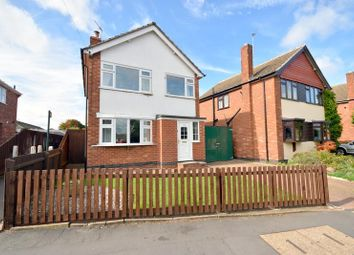 Thumbnail 3 bed detached house for sale in Thirlmere Road, Barrow Upon Soar, Loughborough