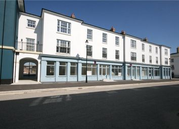 Thumbnail 3 bed flat for sale in Crown Street West, Poundbury, Dorchester