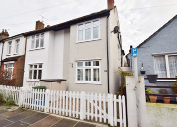 Thumbnail 4 bed semi-detached house for sale in Myrtle Road, Hampton Hill