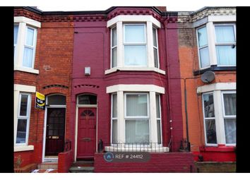 Thumbnail 2 bedroom terraced house to rent in Cameron Street, Liverpool