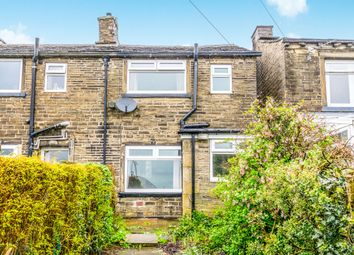 Thumbnail 2 bed end terrace house for sale in Mount Tabor Road, Mount Tabor, Halifax